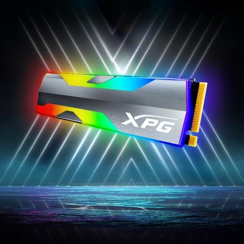 XPG Spectrix S20G: M.2-PCIe-SSD mit Gen3x4-Anbindung