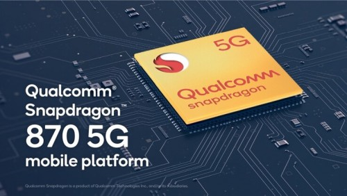 Snapdragon 870 5G: Neues System-on-a-Chip von Qualcomm