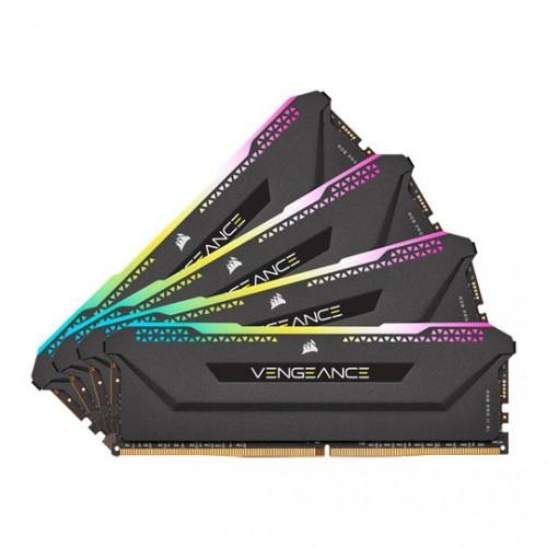 Bild: Corsair Vengeance RTG Pro SL: Speicherserie mit 128 GB DDR4-RAM