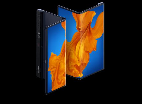Huawei Mate X2: Foldable-Smartphone mit 8 Zoll Display