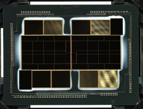 Intel Xe-HPC: Bild des Ponte-Vecchio-Chiplets