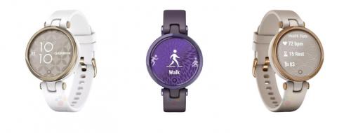 Garmin Lily: Schicke und leichte Smartwatch speziell für Frauen