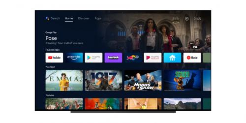 Android TV: Neue Oberfläche nach Vorbild von Google Chromecast