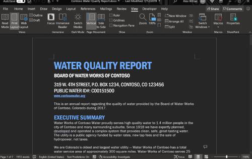 Microsoft stellt Dark Mode für Microsoft Office in der Insider-Variante vor
