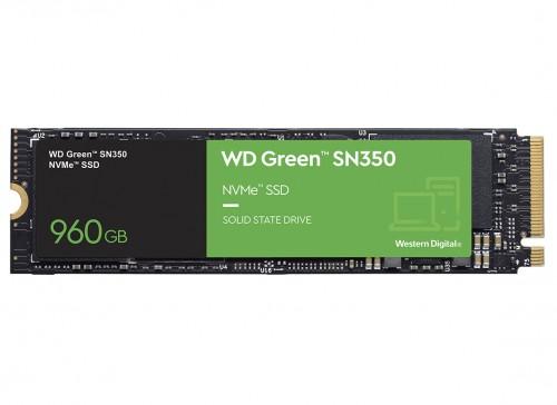 WD Green SN350: NVMe-SSD mit M.2-Port für nur 44 US-Dollar