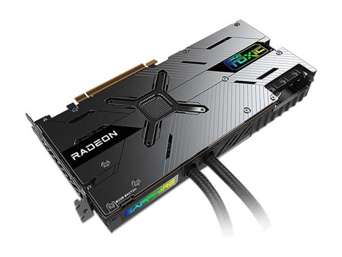 Sapphire Radeon RX 6900 XT Toxic: Wassergekühlte Grafikkarte für 1.640 US-Dollar