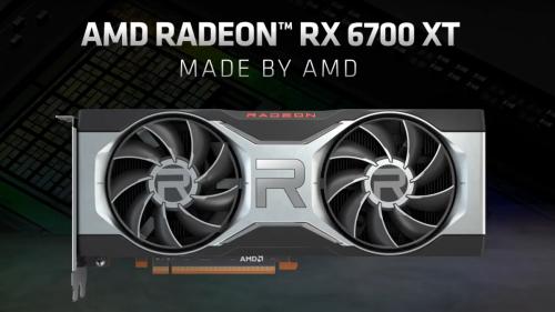 AMD Radeon RX 6700 XT: Navi-22-GPU als Konkurrent für die GeForce RTX 3070