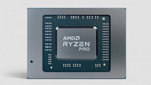 AMD Ryzen Pro: CPUs der Ryzen-5000er-Serie für Notebooks