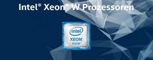 Intel Xeon W-1300: Neue Server-CPUs auf Rocket-Lake-Basis?