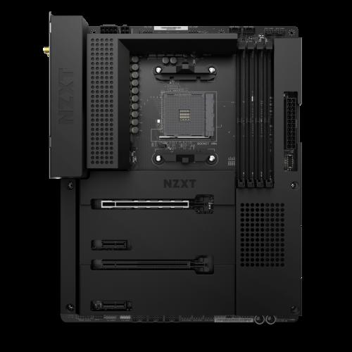 NZXT N7 B550: AM4-Mainboard mit vielen Features und außergewöhnlichen Design