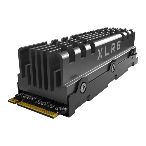 PNY XLR8 CS3140: Schnelle NVMe-SSD mit PCIe-4.0 und M.2-Anschluss