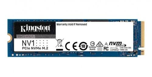 Kingston NV1: Einsteiger-SSDs mit NVMe und M.2-Port