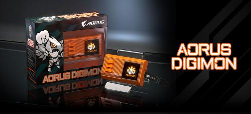 Gigabyte Aorus Model-O: Kompletter Gaming-PC in Orange