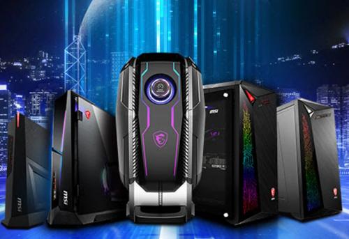 Bild: MSI stellt neue Desktop-PCs mit Intel Rocket-Lake-S-CPUs vor