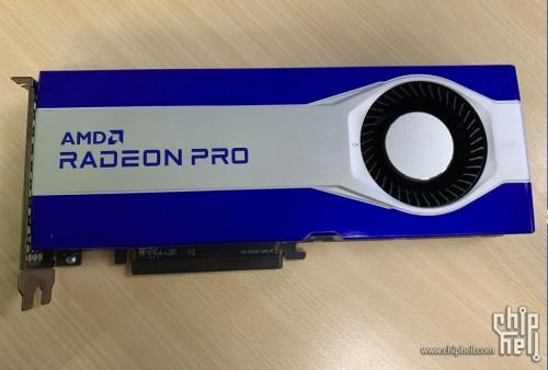 AMD Radeon Pro: Neue Workstation-Grafikkarten auf RDNA2-Basis geplant?