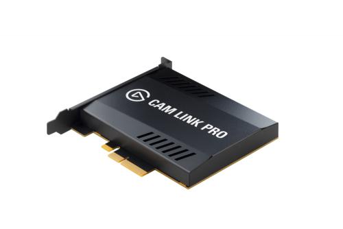 Elgato Cam Link Pro: PCIe-Capture-Card für bis zu vier HDMI-Geräte