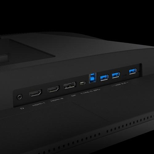 Gigabyte M28U: 4K-Gaming-Monitor mit 144 HZ und HDMI 2.1
