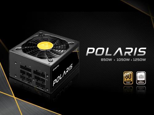 Chieftec Polaris: Neue Netzteile mit bis zu 1250 Watt