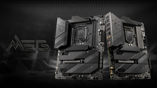 MSI MEG Z590: Drei neue Mainboards mit Sockel LGA 1200