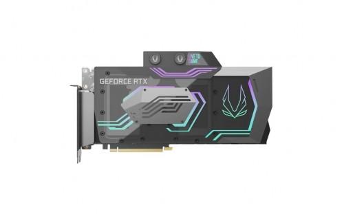 Zotac Gaming GeForce RTX 3090 ArcticStorm mit vorinstalliertem Wasserkühler