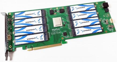 Sabrent RocketQ Battleship: PCIe-4.0-SSD mit 64 Terabyte Speicherplatz