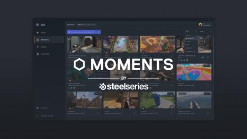 SteelSeries Starter Moments: Software zum Erstellen und Teilen von Gameplay-Videos