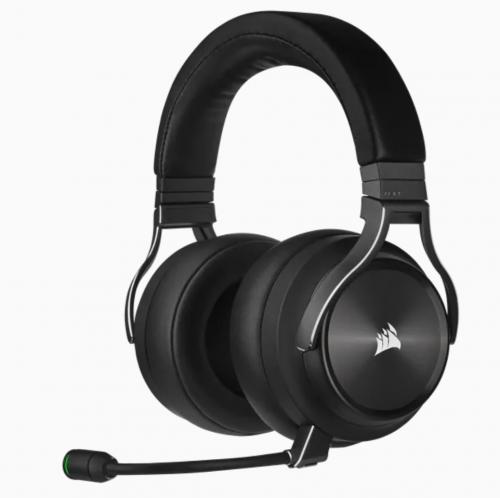 Corsair Virtuoso RGB Wireless XT: Gaming Headset mit Dolby-Atmos-Technologie