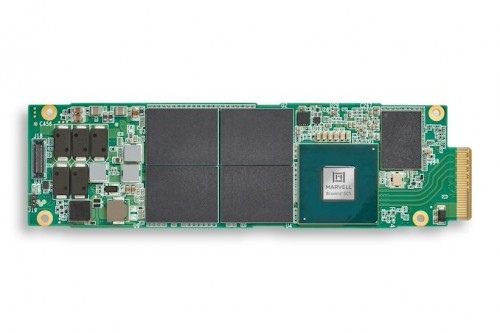 Marvell stellt neue PCIe-5.0-Chips für SSDs mit bis zu 14 GBps vor