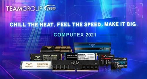 TeamGroup stellt neue Speicher zur Computex 2021 vor