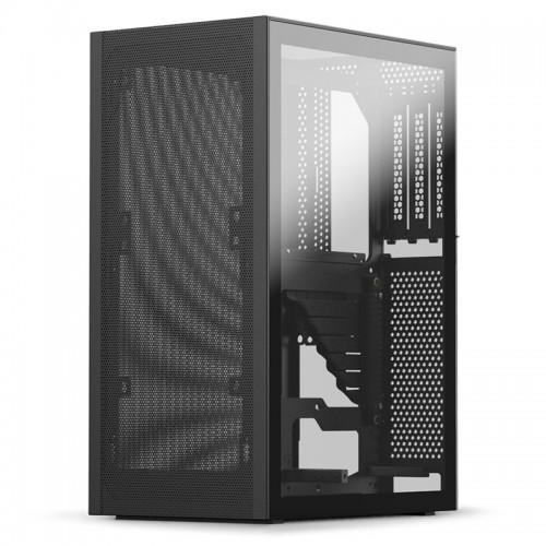 Ssupd Meshlicious: Mini-ITX-Gehäuse mit optimierten Airflow