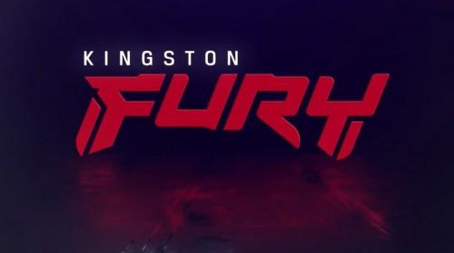 Fury: Die neue Gaming-Marke von Kingston