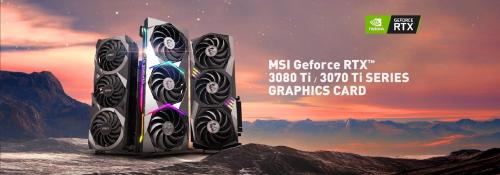 Bild: MSI erweitert GeForce-RTX-3000-Serie um Ti-Modelle