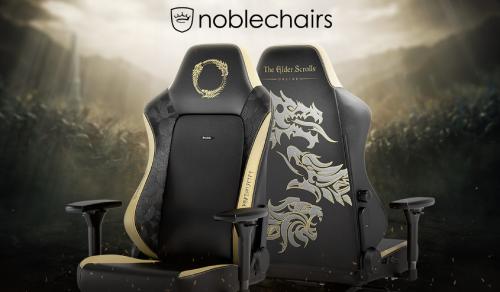 noblechairs Hero: The Elder Scrolls Online Edition angekündigt