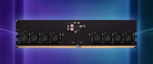 TeamGroup stellt erste DDR5-Module vor