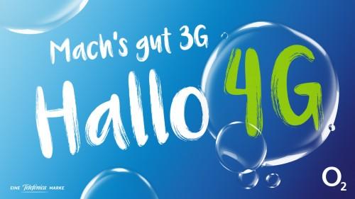 Telefónica schaltet das 3G-Netz in Deutschland ab