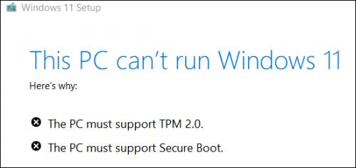 Windows 11 fast nur ein Design-Update von Windows 10?