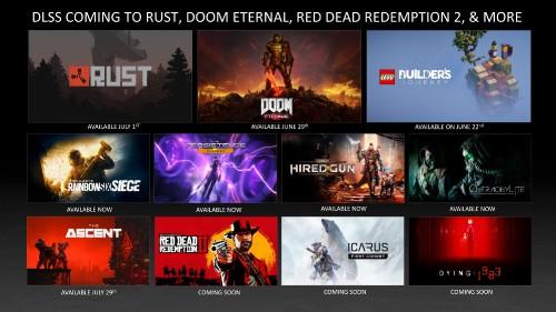 Nvidia DLSS: Bildverbesserungen für die Unreal Engine 5 und Linux angekündigt
