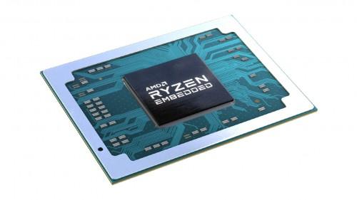 AMD Ryzen Embedded-V3000-SoCs sollen auf 6-nm-Chips basieren