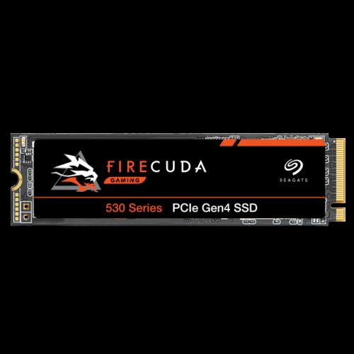 Seagate FireCuda 530: M.2-SSD mit bis zu 7.300 MBps