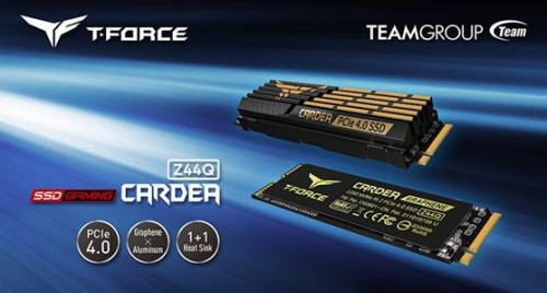 TeamGroup: T-Force Cardea Z44Q PCIe 4.0 SSD