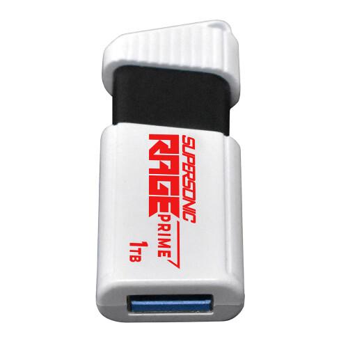 Patriot Supersonic Rage Prime: USB 3.2 Gen2-Stick mit bis zu 600 MBps vorgestellt