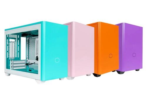 Cooler Master NR200P: Neue Farben für das kompakte Gehäuse