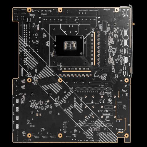 EVGA Z590 Dark: High-End-Mainboard im E-ATX-Format