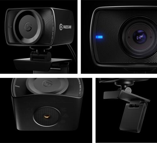 Elgato Facecam: Neue Webcam für FullHD-Videos