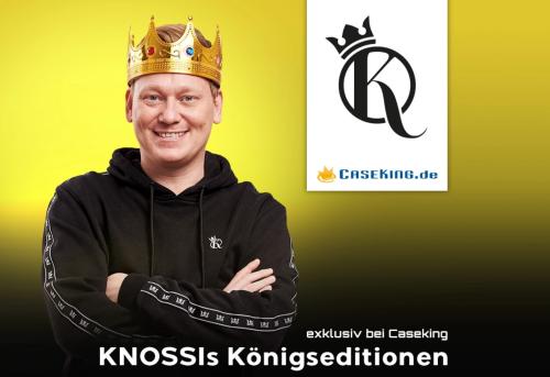 Knossis Königseditionen: Neue King-Mod-Systeme bei Caseking