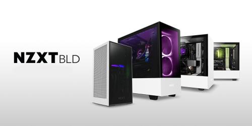 Bild: NZXT BLD: Vorgefertigte PCs für jeden Zweck