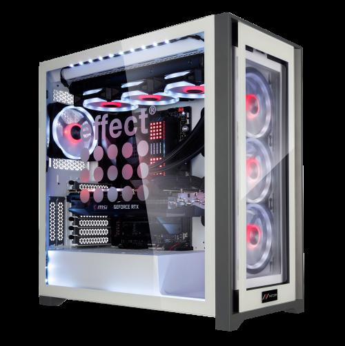 Gewinnspiel: effect Energy Drink verlost 8.000 Euro Gaming-PC by MIFCOM