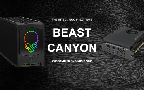 Intel NUC 11 Extreme: Mini-Gaming-PC mit Tiger-Lake-CPU im Handel aufgetaucht