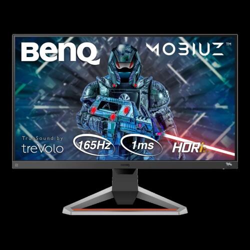 BenQ Mobiuz EX2510S und EX2710S: Gaming-Monitore mit bis zu 165 Hz