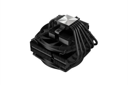 be quiet! Dark Rock TF 2: Leistungsstarker Kühler im Top-Flow-Design